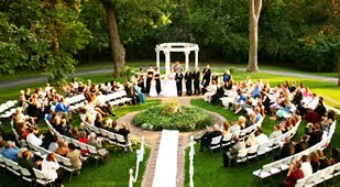 New Fun Ideas for Ceremony Seating